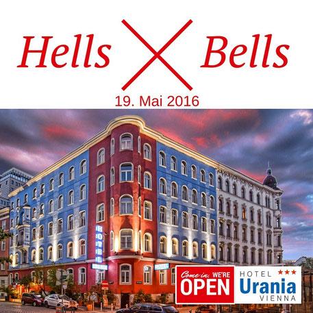 Hotel Urania 19. Mai 2016 Konzert ACDC AC/DC Empfehlung, gute Bewertung