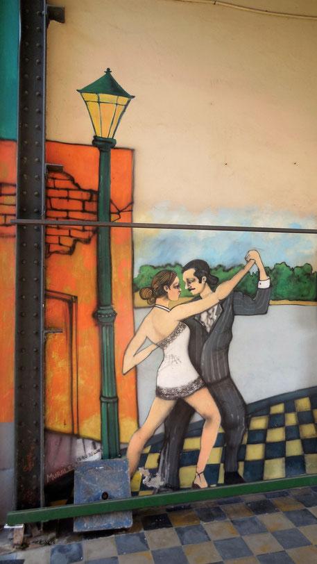 Tango überall