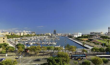 Лучшие отели Барселоны рядом с морем