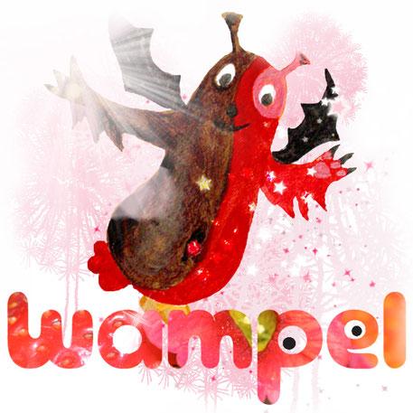 Wampel.net, Wampel Kinderbücher, Wampel - Logo,  Pädagogische Kinderbücher, Bücher für Kinder