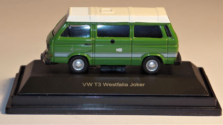 VW T3 Westfalia Joker, Camper