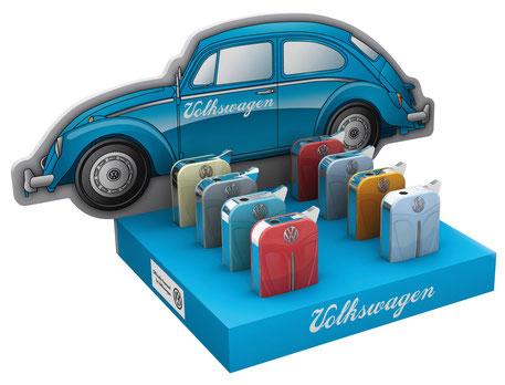 Feuerzeug VW Käfer Frontansicht