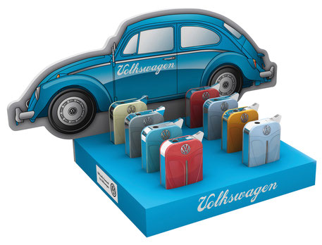 Feuerzeug, VW Käfer, Frontansicht,Volkswagen, Beetle