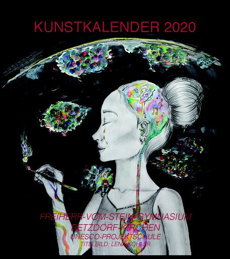 Titelbild Kalender 2020 (Lena Köhler)