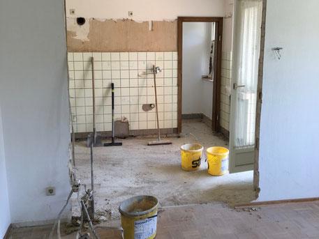 Auch die Ehefrau muss zahlen, wenn der Ehemann Renovierungsarbeiten in Auftrag gibt
