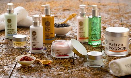 natura siberica cosmetica natural