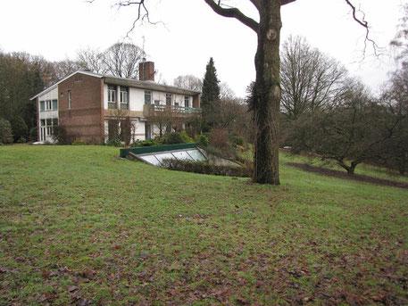 Braamweg 1 Arnhem, villa Heselbergh ambtswoning commissaris Koningin