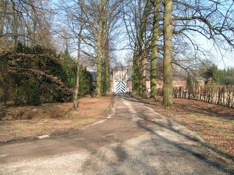 Kasteel landschap en park Wolfrath 1-3 Holtum rijksmonument