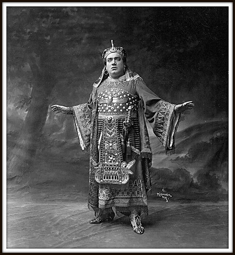 Giuseppe Verdi AIDA (Radamés)