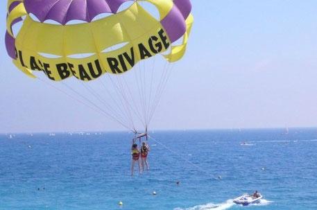 Paragliding Nice Copyright Anne Laban