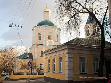Храм святителя Николая Чудотворца в Клённиках