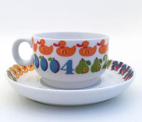 Graziela Kindertasse 123 Design Thomas Porzellan
