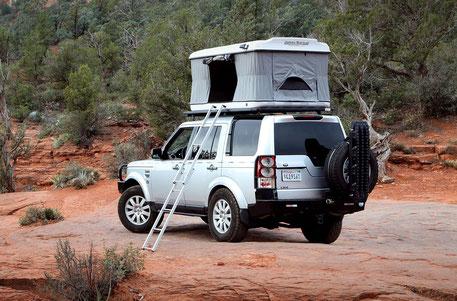 Автомобильная палатка Evasion Evolution