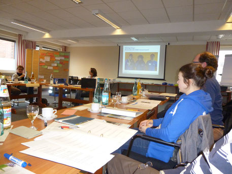 Kommunikationsseminar mit Charlotte Blum