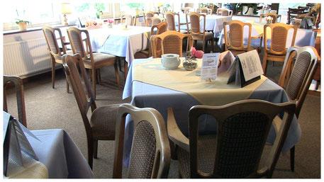 Höpen Idyll Cafe mit Panoramaausblick
