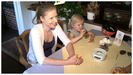 Höpen Idyll Cafe zufriedene Gäste