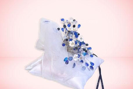 ramo artesanal, ramo cristales, ramo fantasía, ramo artificial,