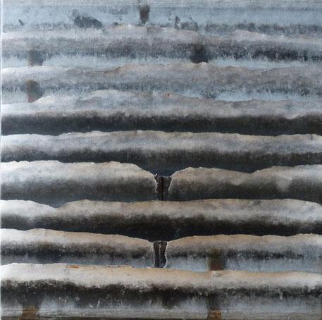 Mer d'Iroise 65 x 65 cm