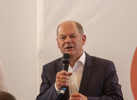 Hungert sich Olaf Schulz ins Kanzleramt? (Wikimedia Commons)