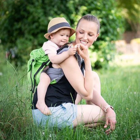 Huckepack Onbuhimo Tragehilfe, Kleinkind tragen während der Schwangerschaft, tragen mit Babybauch