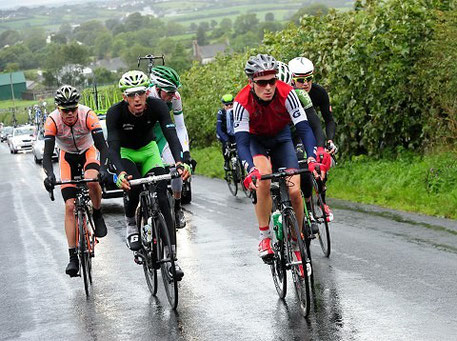 Tour of Britain photo by Larry Hickmott
