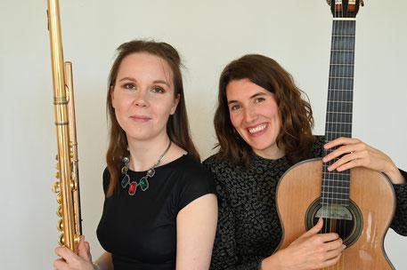 Duo Diversitas (Marisa Minder und Evgeniya Spalinger), Basel