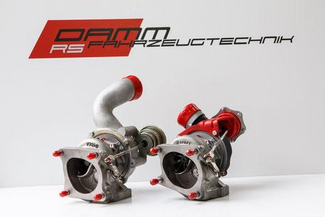 Damm-Fahrzeugtechnik / Audi RS4 / Tuning / Ersatzteile