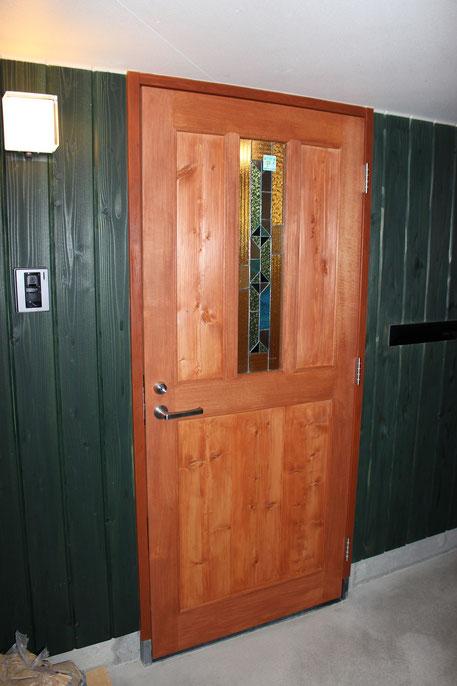 オーダーメイド玄関ドア