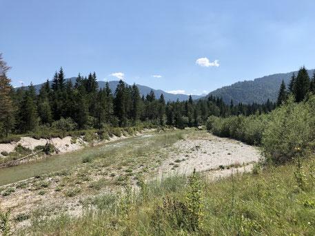 Karwendel-Gebirge, Jachenau, Jachen