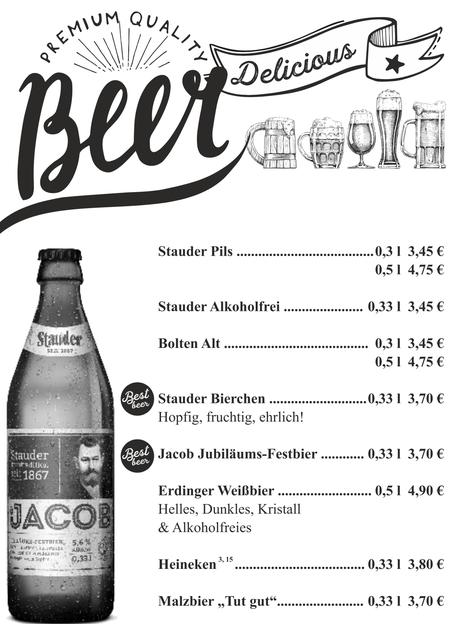 Cafe Leonardo© - Bier als Klassiker in seiner Vielfalt
