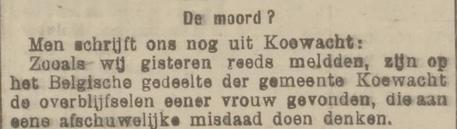 De courant 17-05-1899