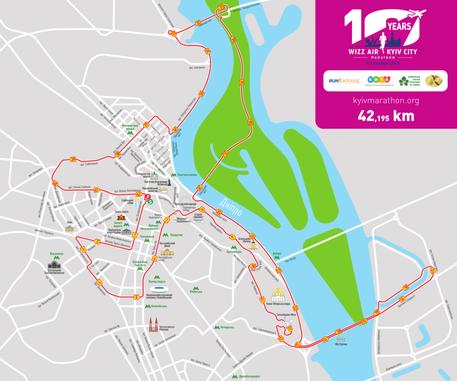 Kyiv marathon 2019