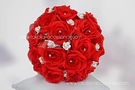 Ramo artesanal, flores de tela, ramo tela, bouquet tela, flores artificiales.