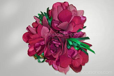 Ramo artesanal, ramo civil, flores de tela, ramo tela, bouquet tela, flores artificiales.