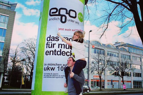 Dominik Kollmann & Elise Hoffmann (egoFM)