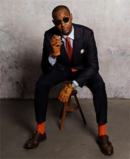 Patron Socks liefert Socken für moderne Männer