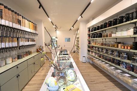 Der Unverpacktladen von Silke Gimnich in Köln