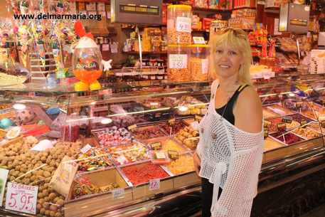 Рынок Бокерия. Барселона