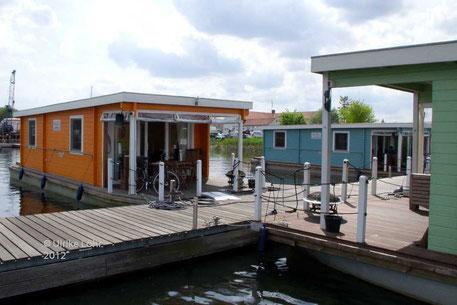 Marina Brandenburg-Plaue mit Bunbos