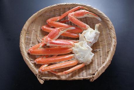 天たつのズボガニ_ズボガニは2月1日から解禁となり3月中ごろまでの販売となります