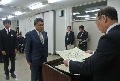 北海道開発局優良工事等表彰式