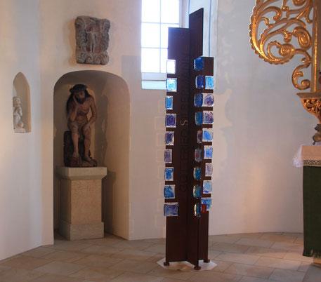 Gottfried Silbermann-Gedenkstele
