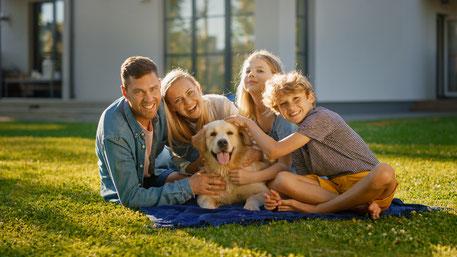 Unfallversicherung familie
