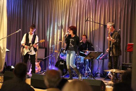 Thunder Road beim Frauenhaus-Benefizkonzert 2012