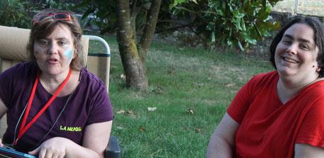 Interview de l'illustratrice auteur Cloé Perrotin par La Muse en parle pour La Muse des Gones après les Jardins Aquatiques à l'été 2017