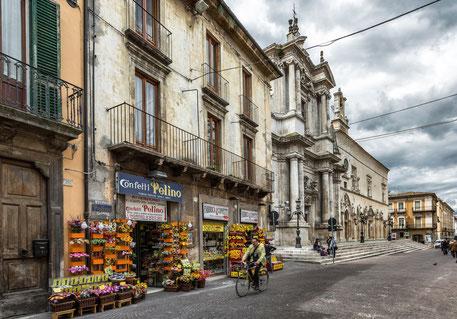 Sulmona, città d'Abruzzo
