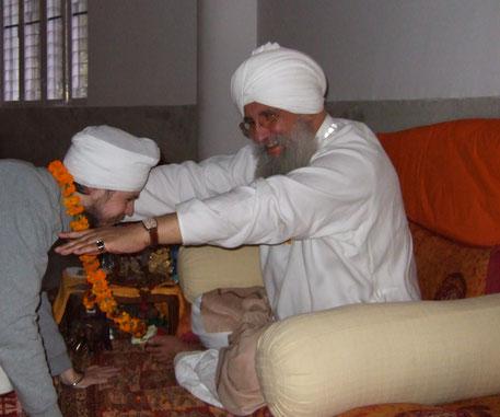 Guru Dev Singh und Deva Singh beim Re Man 2007