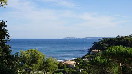 Symbolbild Mittelmmerküste Frankreich