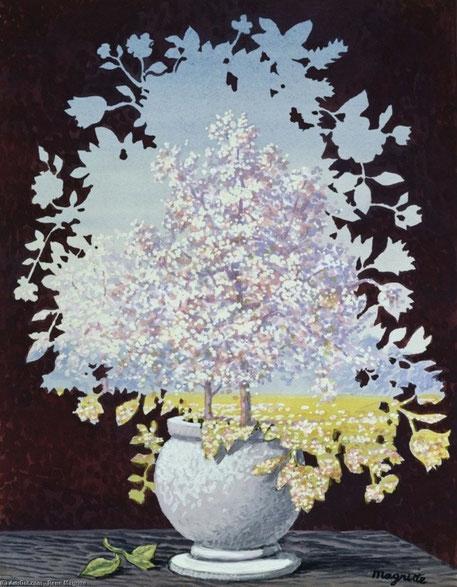 """René Magritte, """"Il lampo"""" (1959)"""