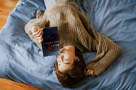 Regen von unten - Roman von Barbara Lah im Kirschbuch Verlag